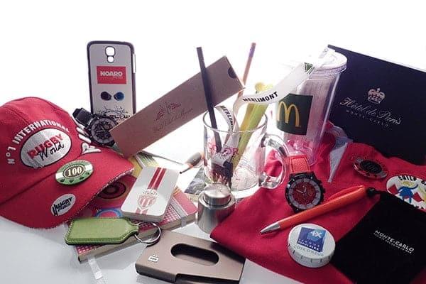 Dezignercom peut personnaliser tous vos cadeaux d'entreprise