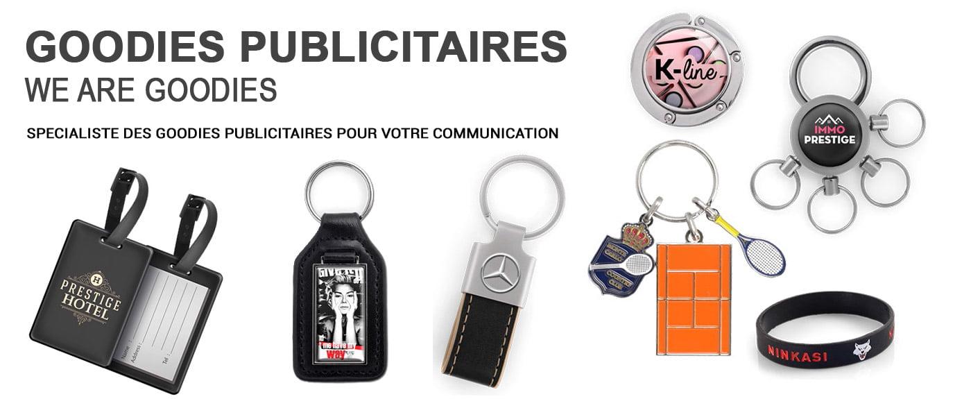 Goodies publicitaires Monaco