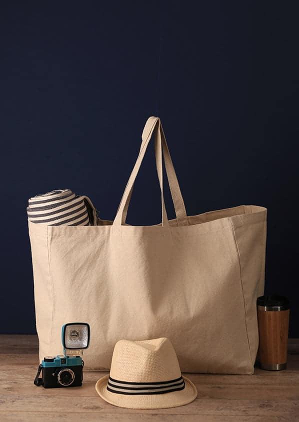 sac cabas personnalisable avec votre logo en couleur