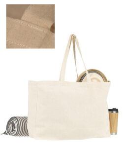 Sacs shopping publicitaire et sacs coton personnalisables en livraison rapide