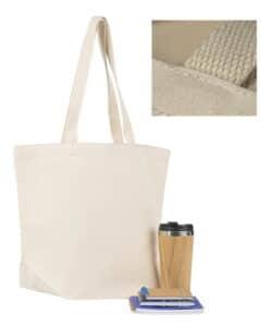 sac cabas shopping publicitaire avec personnalisation de votre logo
