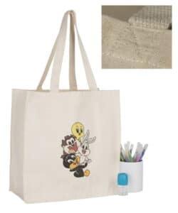 sac cabas coton personnalisable avec votre logo toutes couleurs chez Dezigner Com