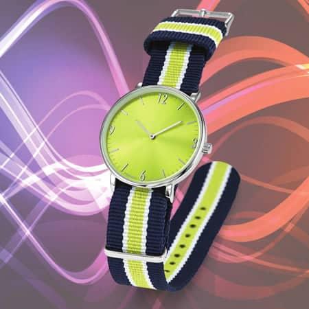 Montre personnalisable ronde Spectre avec bracelet Nato