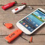 Clé USB publicitaire stylet OTG