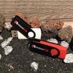 Clé USB personnalisable Twister