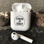 Oreillettes Bluetooth personnalisées ipod