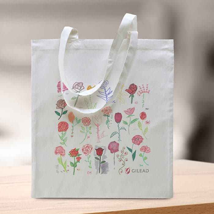 sacs publicitaires coton anses longues