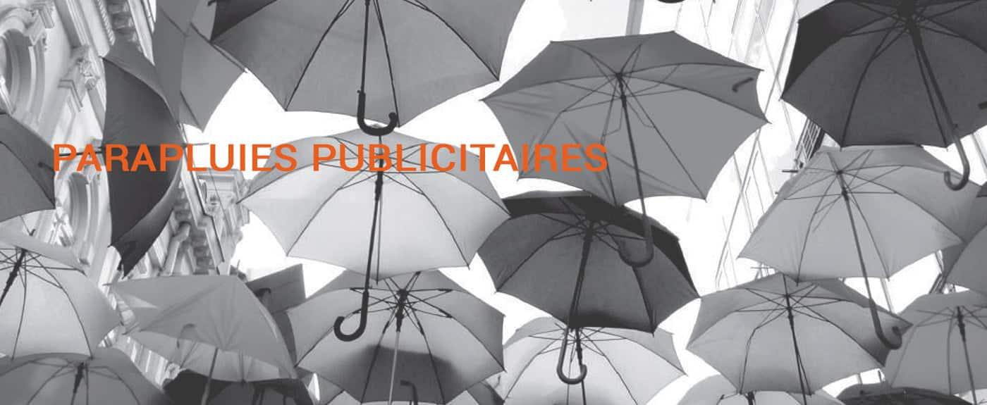 parapluies personnalisés